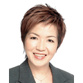 Lacy Tan real estate agent of Huttons Asia Pte Ltd