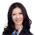 Pauline Goh real estate agent of Huttons Asia Pte Ltd