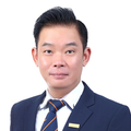 David Ong real estate agent of Huttons Asia Pte Ltd