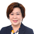 Jan Cheam real estate agent of Huttons Asia Pte Ltd