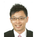 Terence Lim real estate agent of Huttons Asia Pte Ltd