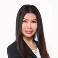 Gwendalene Cheng real estate agent of Huttons Asia Pte Ltd