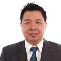 Andrew Chong real estate agent of Huttons Asia Pte Ltd