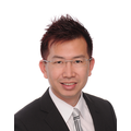 David Chia real estate agent of Huttons Asia Pte Ltd