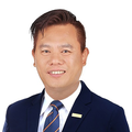 Vincent Chow real estate agent of Huttons Asia Pte Ltd