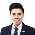 Kadson Chng real estate agent of Huttons Asia Pte Ltd