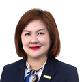 Patricia Chua real estate agent of Huttons Asia Pte Ltd