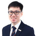 Clement Ying real estate agent of Huttons Asia Pte Ltd