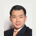 Isaac Chong real estate agent of Huttons Asia Pte Ltd