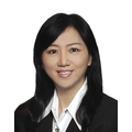 Yuk Ching Chung  real estate agent of Huttons Asia Pte Ltd
