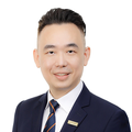 Max Kwa real estate agent of Huttons Asia Pte Ltd