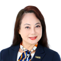 Maureen Tan real estate agent of Huttons Asia Pte Ltd