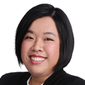 Abigail Lew real estate agent of Huttons Asia Pte Ltd