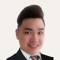 Gabriel Huang real estate agent of Huttons Asia Pte Ltd