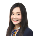 Stella Lee real estate agent of Huttons Asia Pte Ltd