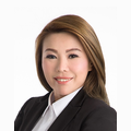 Sandy Soh real estate agent of Huttons Asia Pte Ltd
