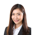 Candice Ho real estate agent of Huttons Asia Pte Ltd