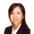 Nataley Tan real estate agent of Huttons Asia Pte Ltd