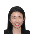 Esther Lim real estate agent of Huttons Asia Pte Ltd