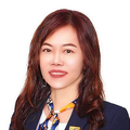 Grace Lim real estate agent of Huttons Asia Pte Ltd