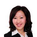 Betty Zhang real estate agent of Huttons Asia Pte Ltd