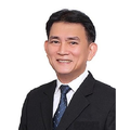 Benson Poh real estate agent of Huttons Asia Pte Ltd