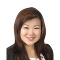 Iris Leong real estate agent of Huttons Asia Pte Ltd