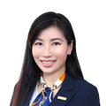 Miz Loy real estate agent of Huttons Asia Pte Ltd