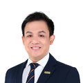 Justin Tan real estate agent of Huttons Asia Pte Ltd