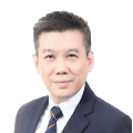 Martin Ho real estate agent of Huttons Asia Pte Ltd