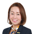 Jesslyn Lam real estate agent of Huttons Asia Pte Ltd