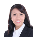 Rena Leow real estate agent of Huttons Asia Pte Ltd