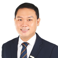 Jeffrey Liew real estate agent of Huttons Asia Pte Ltd