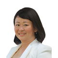 Linna Ung real estate agent of Huttons Asia Pte Ltd