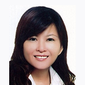 Katherine Koh real estate agent of Huttons Asia Pte Ltd