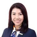 Jenny Lau Cheo  real estate agent of Huttons Asia Pte Ltd