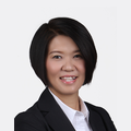 Georgette Lee real estate agent of Huttons Asia Pte Ltd