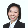 Tsz Ning Pang  real estate agent of Huttons Asia Pte Ltd