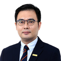 Albert Lee real estate agent of Huttons Asia Pte Ltd