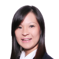 Alicia Kong real estate agent of Huttons Asia Pte Ltd