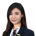 Kylie Chua real estate agent of Huttons Asia Pte Ltd