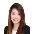 Angela Toh real estate agent of Huttons Asia Pte Ltd