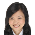 Regina Pak real estate agent of Huttons Asia Pte Ltd