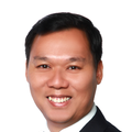 Benjamin Ngow real estate agent of Huttons Asia Pte Ltd