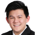 King Fong Wong  real estate agent of Huttons Asia Pte Ltd