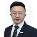 Wilson Wu real estate agent of Huttons Asia Pte Ltd