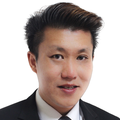 Felix Mui real estate agent of Huttons Asia Pte Ltd