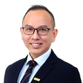 Mervin Yu real estate agent of Huttons Asia Pte Ltd