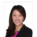 Maggie Zhang real estate agent of Huttons Asia Pte Ltd