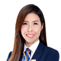 Eileen Chan real estate agent of Huttons Asia Pte Ltd